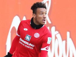 Reicht es zur Kadernominierung in Dortmund? Der Mainzer Neuzugang Karim Onisiwo.