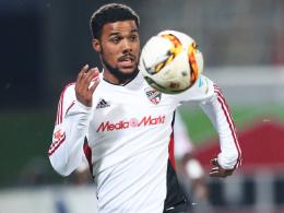 Ladehemmung: Elias Kachunga wartet noch immer auf seinen ersten Treffer für den FC Ingolstadt.