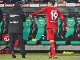 Statistik macht 96-Coach Schaaf Mut