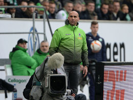 Gladbach-Coach Andre Schubert