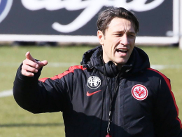 Kovac will der Eintracht Beine machen