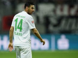 Kein Wiedersehen: Pizarro fehlt in M�nchen