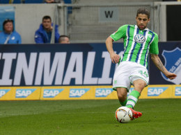 Wolfsburgs Linksverteidiger Ricardo Rodriguez