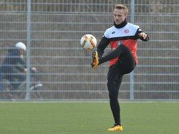 Bungert und Bengtsson wieder im Teamtraining