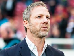 """""""Jede Berufung ist eine Auszeichnung"""": Ingolstadts Sportdirektor Thomas Linke."""