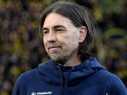 Andere Situation als im Hinspiel: Mainz-Coach Martin Schmidt.