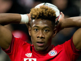 Perfekt: Alaba verl�ngert beim FC Bayern bis 2021
