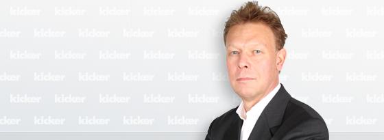 kicker-Chefreporter Oliver Hartmann