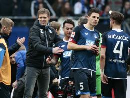 Gewinner des Spieltages: 1899 Hoffenheim.