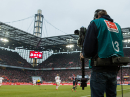 Neue Ausschreibungen: Die Fußball-Übertragungsrechte.