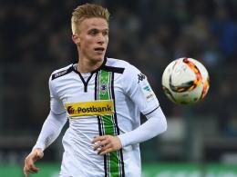 Rückkehr ins Mannschaftstraining Anfang nächster Woche: Mönchengladbachs Leistungsträger Oscar Wendt.
