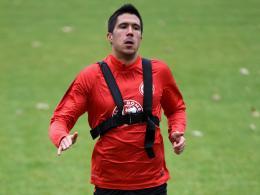 Medojevic wird an der Achillessehne operiert