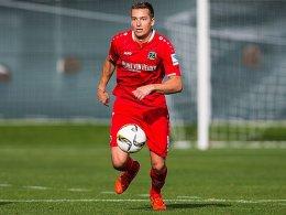 Dank Sobiech: Hannover bezwingt St. Pauli