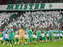 Die Bundesligapartie zwischen Bremen und Gladbach im Mai 2015 verursachte Mehrkosten für die Stadt Bremen von über 227.000 Euro.