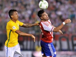 Luiz Gustavo vs. Dario Lezcano
