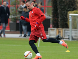 Ribery warnt:
