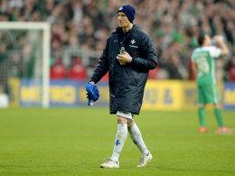 Rosenthal f�llt gegen Stuttgart aus