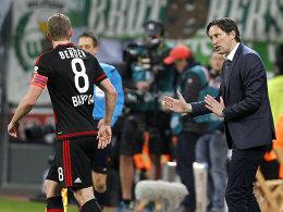 Bayer gibt Vollgas f�r die Champions League
