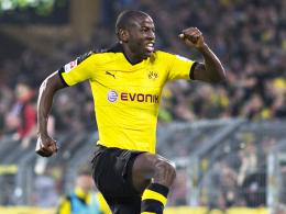 Dortmunds Jokerk�nig Ramos und die Riesenst�rke