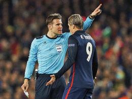 Atletico wettert gegen Brych - und Rummenigge