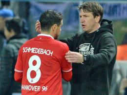 Stendel hofft auf Schmiedebach - Sehnenriss bei Bech