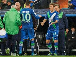 Muskelb�ndelriss: Draxler droht Saison-Aus