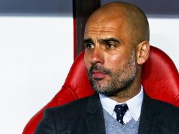 Guardiola warnt deutlich und droht mit der Bank