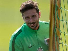 Pizarro ist bereit f�r Wolfsburg