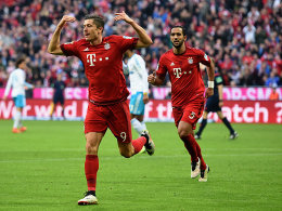 Lewandowski f�hlt sich