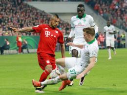 Vidals Schwalbe beendet Bremer Hoffnungen