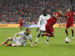 DFB: Keine Ermittlungen gegen Vidal