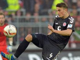 Leverkusen beobachtet St. Paulis Ziereis