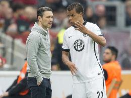 Keine Alternative: Kovac verteidigt aggressive Spielweise