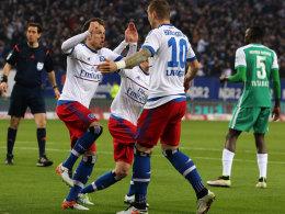 Werder-Schreck Lasogga:
