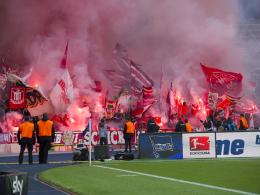 Fan-Ausschreitungen in Berlin: 27 Festnahmen