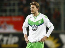 Wolfsburg beendet Kapitel Bendtner