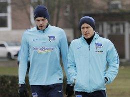 Jarstein und Skjelbred sind wieder fit