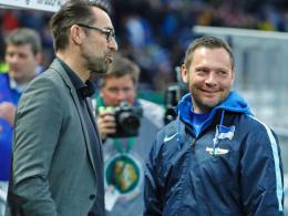 Hertha erwartet Gegner mit