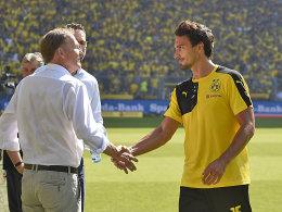 Watzke: Bayern hat Forderungen bisher nicht erf�llt