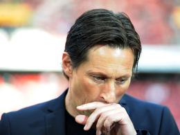 Schmidt: Improvisieren f�r den Matchball