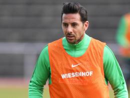 Werder-Camp mit Hindernissen