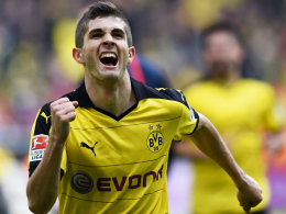 Auf der Überholspur: Dortmunds Youngster Christian Pulisic ist auf dem Sprung zur Copa America.