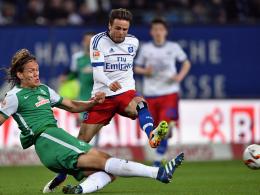 M�ller hat kaum Hoffnung f�r Wolfsburg