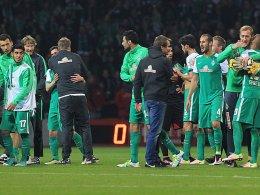 Fr�hzeitige Anreise: Werder bricht zeitig auf