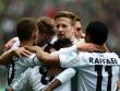 Jubeltraube: Reicht's am Ende sogar zur Gladbacher Freude �ber die Champions League?