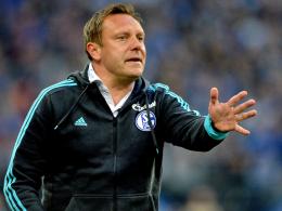 Schalke: Vier Gegentore w�ren okay, wenn...