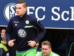 Draxler-R�ckkehr? Schalke und Wolfsburg dementieren