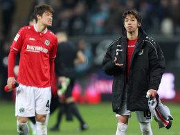 96: Sakai nicht im Kader - Kiyotake fraglich