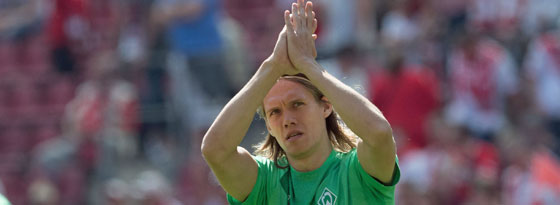 Will mit Werder auf das Siegesgefühl hinarbeiten: Jannik Vestergaard.