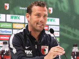 Weinzierl: Erst der HSV, dann die Zukunft